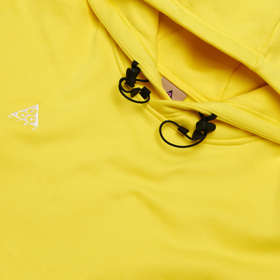Мужская толстовка Nike ACG NRG Hoodie Opti Yellow/Summit White/Summit White