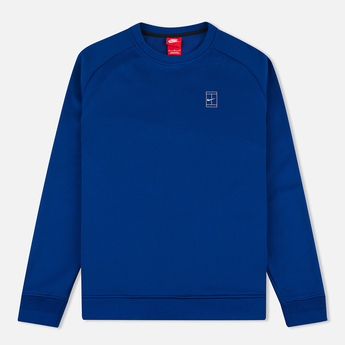Nike Court Fleece Crew Men's Sweatshirt Navy