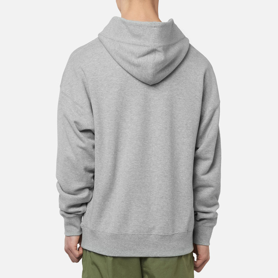 Мужская толстовка Nike Court Fleece Hoodie Dark Grey Heather