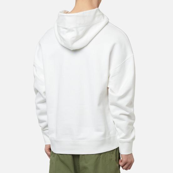 Мужская толстовка Nike Court Fleece Hoodie White