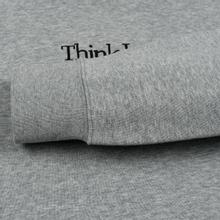 Мужская толстовка Nike Culture Brand Box Fleece Hoodie Dark Grey Heather фото- 4
