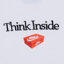 Мужская толстовка Nike Culture Brand Box Fleece Hoodie White фото- 2