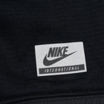 Мужская толстовка Nike International Neck Crew Black/Red фото- 5