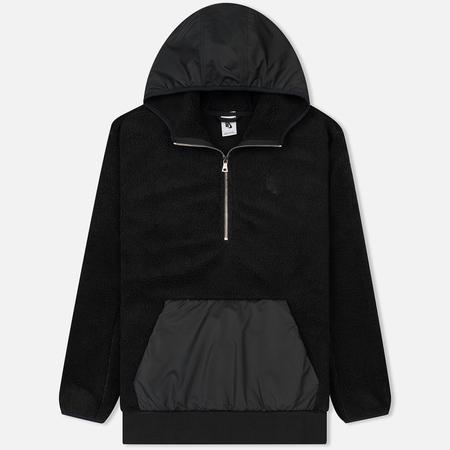 Мужская толстовка Nike NikeLab Essentials Sherpa HZ Hoodie Black/Black