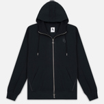 Мужская толстовка Nike Essentials Tech Fleece Black фото- 0