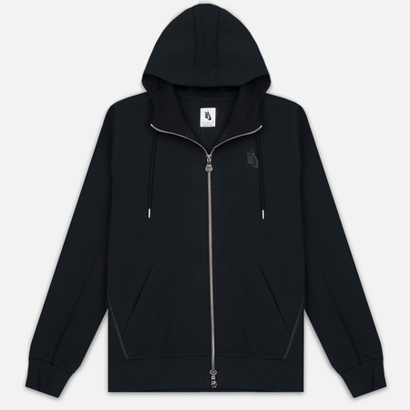 Мужская толстовка Nike Essentials Tech Fleece Black