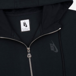 Мужская толстовка Nike Essentials Tech Fleece Black фото- 1