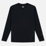 Мужская толстовка Nike Essentials Tech Fleece Crew Black фото- 0