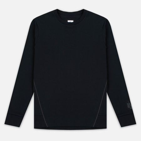 Мужская толстовка Nike Essentials Tech Fleece Crew Black