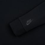 Мужская толстовка Nike Essentials Tech Fleece Crew Black фото- 2