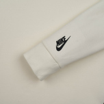 Мужская толстовка Nike Essentials Tech Fleece Crew Sail/Black фото- 2