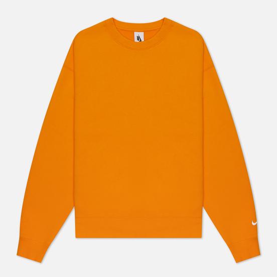 Мужская толстовка Nike NikeLab NRG Crew Orange Peel