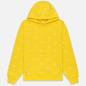 Мужская толстовка Nike NRG Swoosh Logo Hoodie Chrome Yellow фото - 0