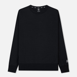 Мужская толстовка Nike SB Crew Icon Fleece Essential Black/Black фото- 0