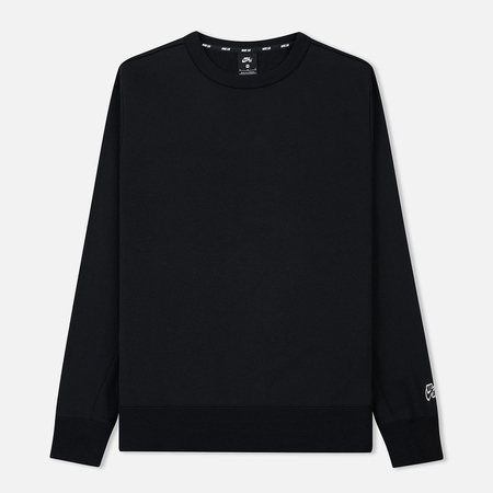 Мужская толстовка Nike SB Crew Icon Fleece Essential Black/Black