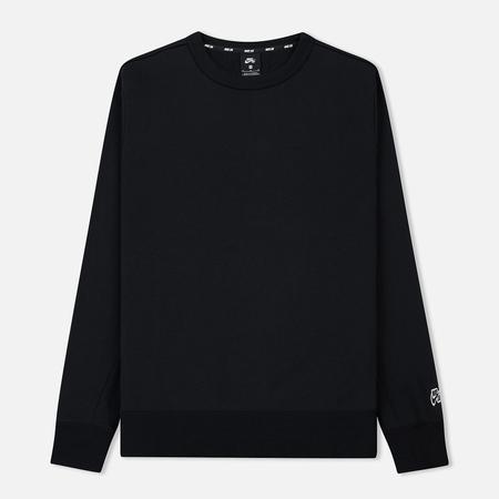 Мужская толстовка Nike SB Crew Icon Fleece Essential Black/Black