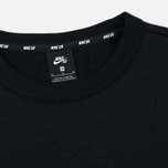Мужская толстовка Nike SB Crew Icon Fleece Essential Black/Black фото- 1
