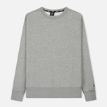 2f10e15a Мужская толстовка Nike SB Crew Icon Fleece Essential Dark Grey  Heather/Black фото- 0