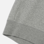Мужская толстовка Nike SB Crew Icon Fleece Essential Dark Grey Heather/Black фото- 3