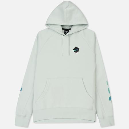 Мужская толстовка Nike SB Icon Hoodie GFX SU18 White/Black