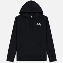 Мужская толстовка Nike SB Skate Hoodie Black/Summit White фото- 0