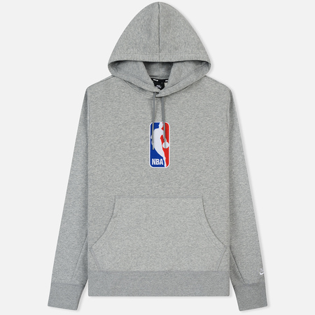 Мужская толстовка Nike SB x NBA Icon Hoodie Dark Grey Heather/White
