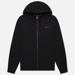 Мужская толстовка Nike SB x OSKi ISO Hoodie Black/University Red
