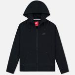 Nike Tech Fleece AW77 Men's Hoodie Black photo- 0
