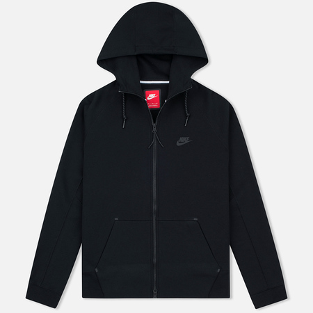 Nike Tech Fleece AW77 Men's Hoodie Black