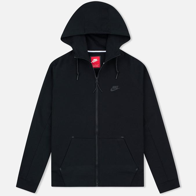 Nike Tech Fleece AW77 Men's Hoodie Black