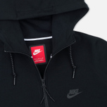 Nike Tech Fleece AW77 Men's Hoodie Black photo- 1