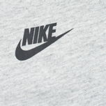Мужская толстовка Nike Tech Fleece Crew Grey Heather фото- 2