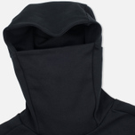Мужская толстовка Nike Tech Fleece Funnel Hoody Black фото- 1