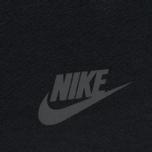 Мужская толстовка Nike Tech Fleece Funnel Hoody Black фото- 3