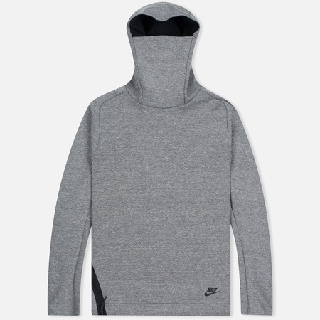Nike Tech Fleece Funnel Men's Hoody Grey