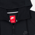 Мужская толстовка Nike Tech Fleece Windrunner Full Zip Black фото- 1