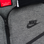 Мужская толстовка Nike Tech Fleece Windrunner Full Zip Carbon Heather фото- 3