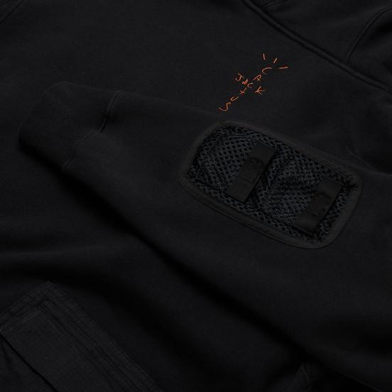 Мужская толстовка Nike x Travis Scott Cactus Jack NRG AG Utility Hoodie Black