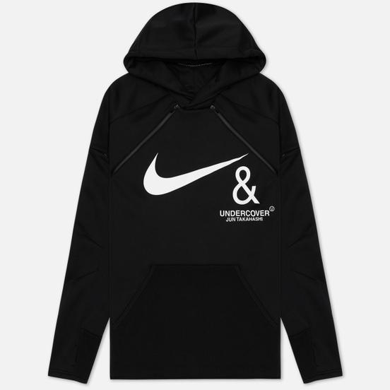 Мужская толстовка Nike x Undercover NRG Hoodie Black/White