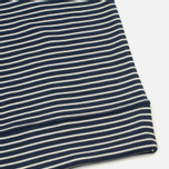 Мужская толстовка Norse Projects Haldfan Wool Stripe Navy фото- 3