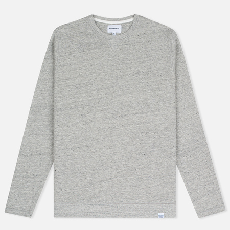 Мужская толстовка Norse Projects Halfdan Flame Overdye Ecru