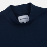 Мужская толстовка Norse Projects Harald Dry Cotton Navy фото- 1