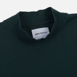 Мужская толстовка Norse Projects Harald Dry Cotton Verge Green фото- 1