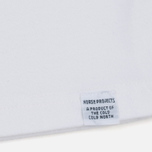Мужская толстовка Norse Projects Harald Dry Cotton White фото- 3