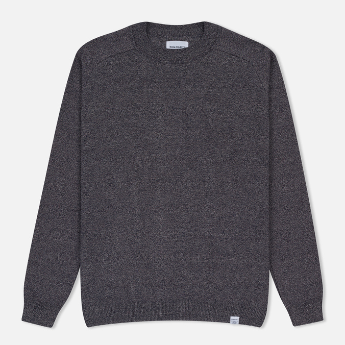 Мужская толстовка Norse Projects Karl Twisted Cotton Navy