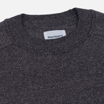 Мужская толстовка Norse Projects Karl Twisted Cotton Navy фото- 1