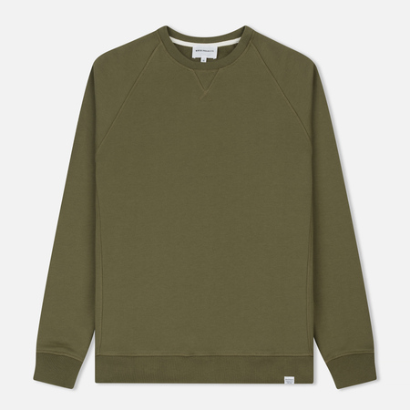 Мужская толстовка Norse Projects Ketel Classic Crew Lichen