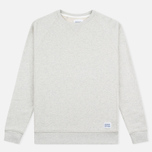 Мужская толстовка Norse Projects Ketel Crew Light Grey Melange фото- 0
