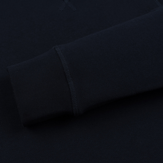 Мужская толстовка Norse Projects Ketel Ivy Wave Logo Dark Navy
