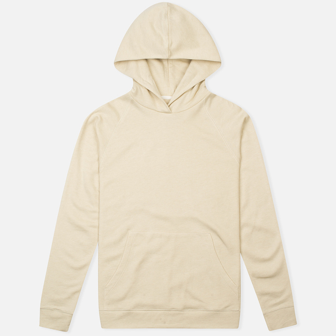 Мужская толстовка Norse Projects Ketel Light Brushed Ecru